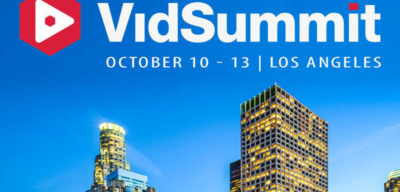 I Finally Went to VidSummit, and Here's What I Learned