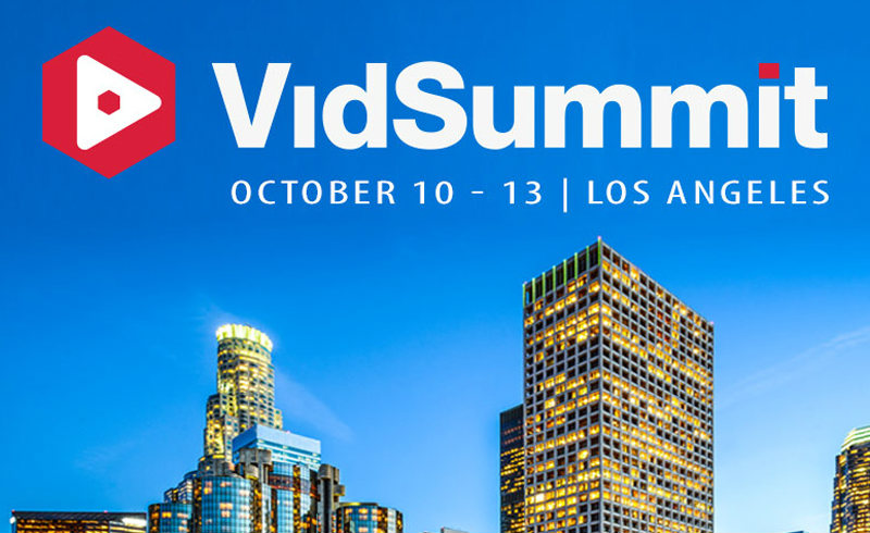 I Finally Went to VidSummit, and Here's What I Learned by Bree Brouwer